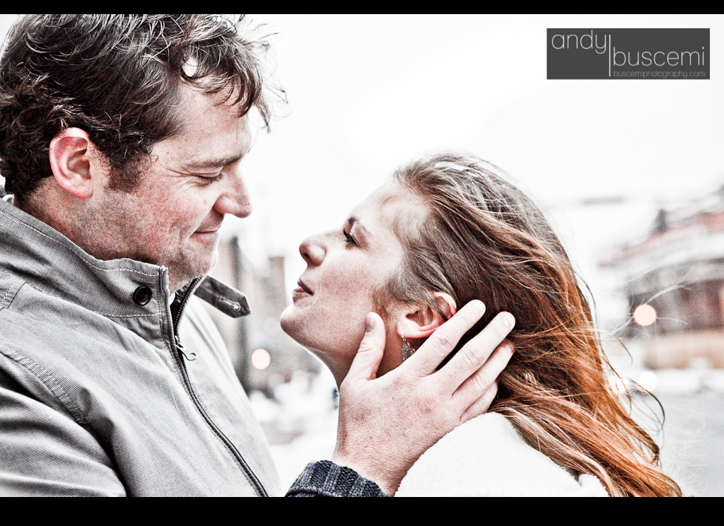 Kerry & Scott Engagement Session