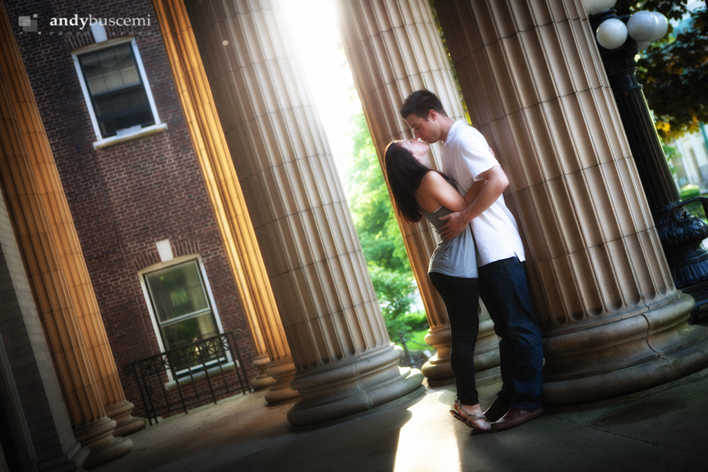 Hayley & Dan's Engagement Session