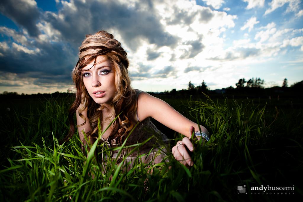 Model Shoot: Salon Eskada