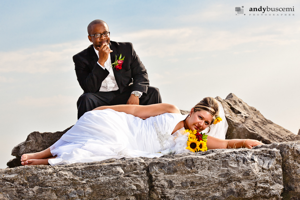Holly & Ndekezi: Wedding!