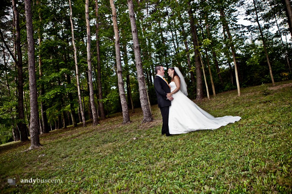 Christine & Dan: In Wed