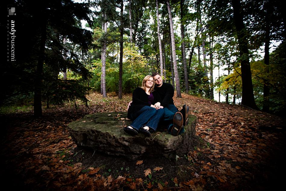 Andrea & Jeremy: Engaged