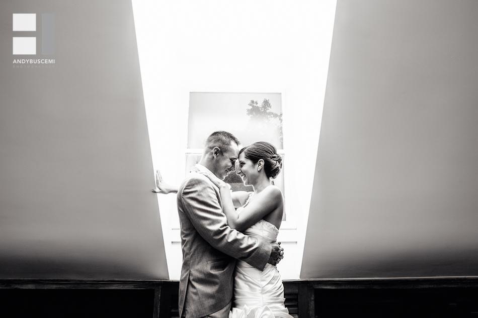 Kristina & Brad: In Wed
