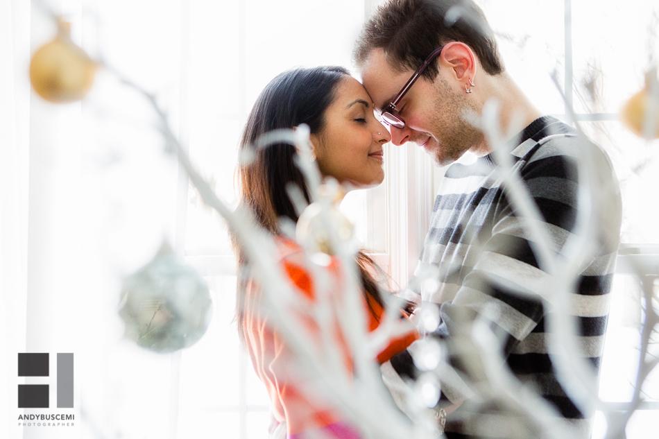 Neethi & Ryan: Engaged