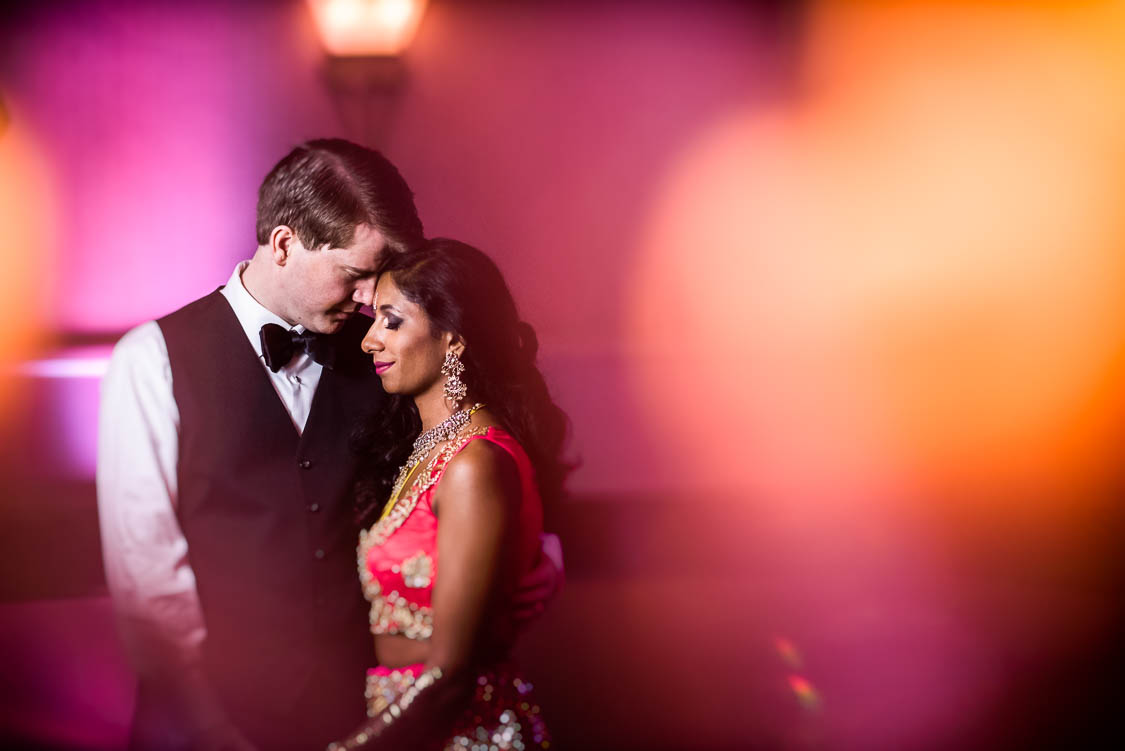 Silpa & Brad: In Wed