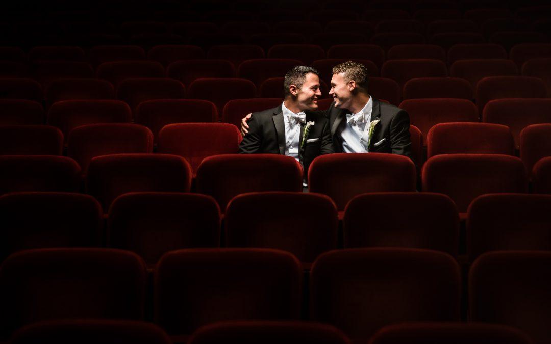 Joel & Brad: In Wed