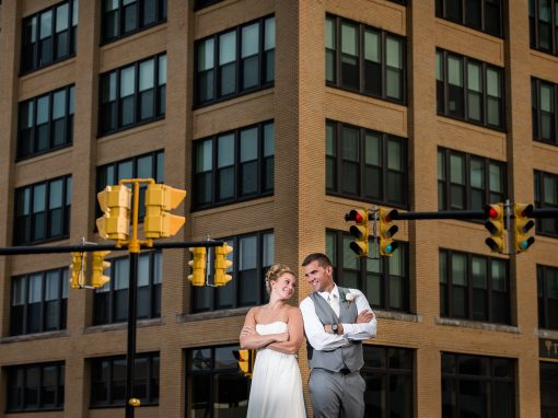 Katie & Ben: In Wed