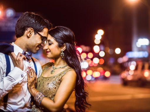Preethi & Kevin : In Wed
